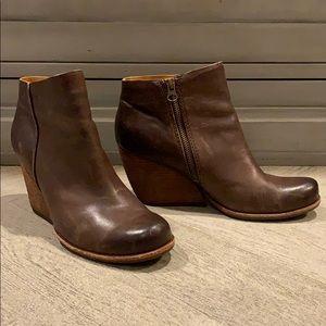 Kork-Ease booties
